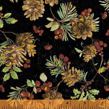 Noel 42398M-2 By Whistler Studio for Windham Fabrics