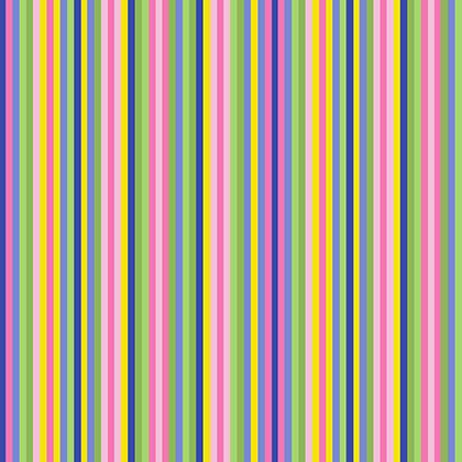 Sassy Stripes Indigo