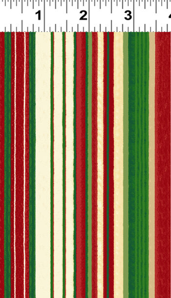 Stripes - Believe in the Season by Sue Zipkin Y2162-57