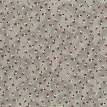 Blossom-aged Gry Forget Me Not 3003-002 by RJR fabrics