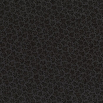 Cluster Age Black Forget Me Not 3006-002 by RJR fabrics